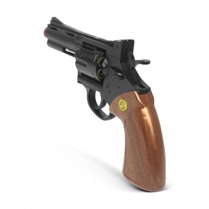 XYL (Little Moon) Python 357 (Manual) Gel Blaster (Wood)