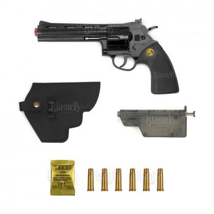 XYL (Little Moon) Python 357 (Manual) Gel Blaster (Black)